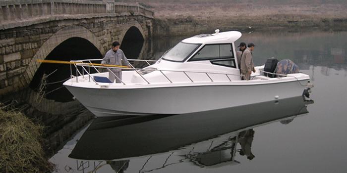 UF25WA钓鱼艇