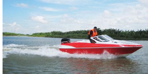 1700A敞篷运动型快艇