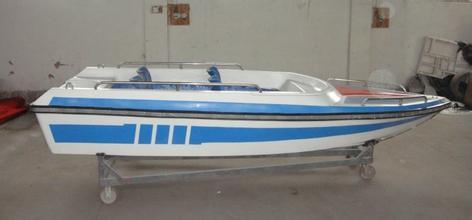 380敞口快艇
