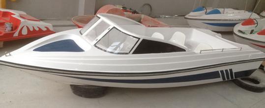 520型平甲板快艇