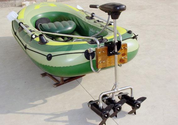 电动橡皮艇